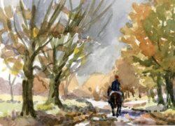 'Horse Rider, Rivington' - Colin Callon