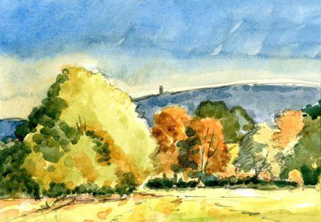 'Rivington in Autumn' - Colin Callon