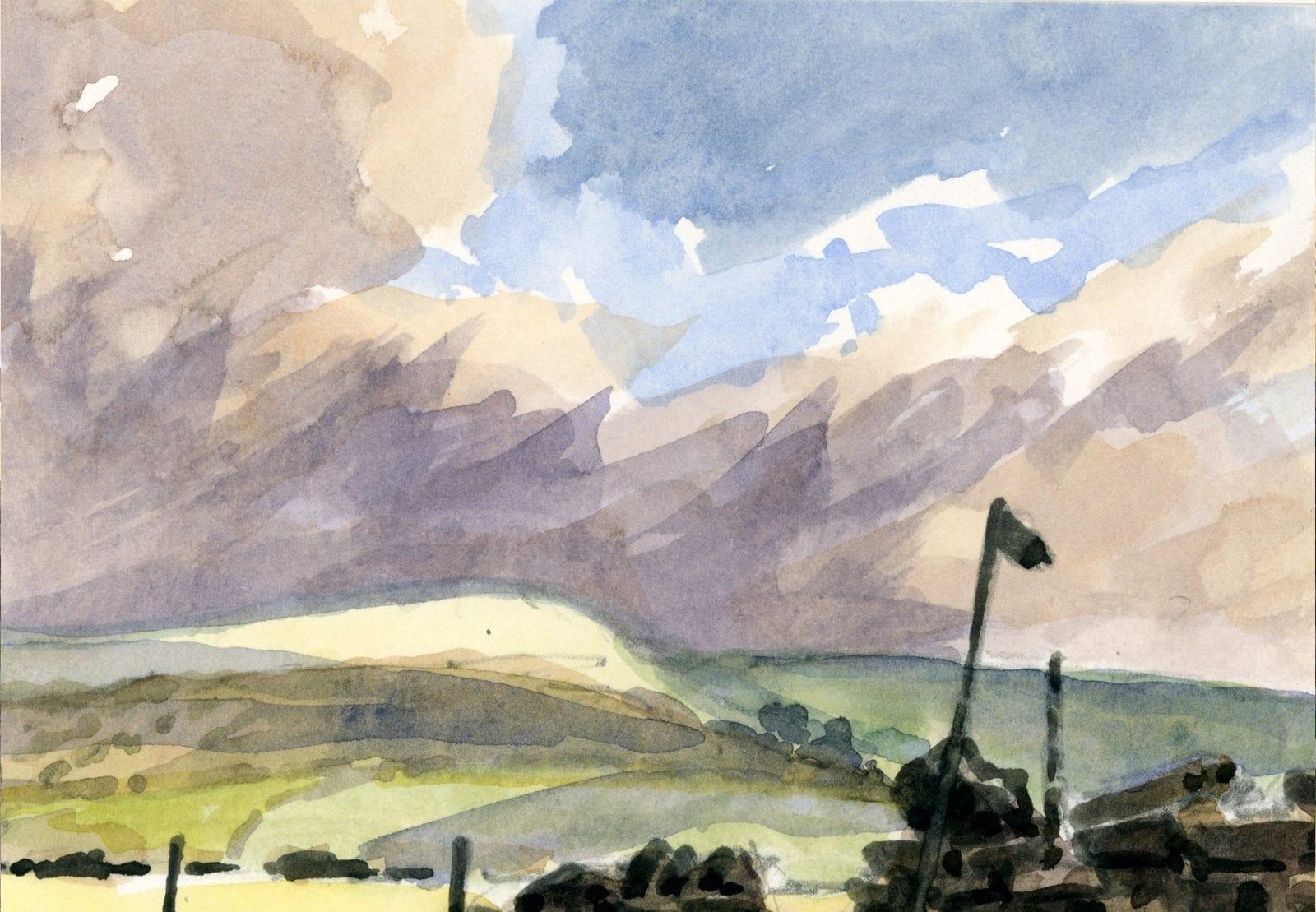 Country Path, Rivington - Colin Callon