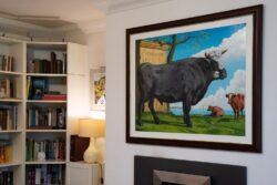 'The Bull' - Neil Baglow