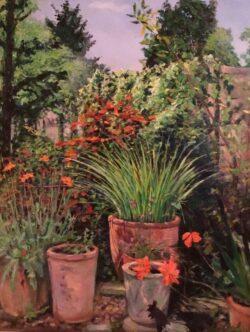 'Garden Scape' - Rod Bastable