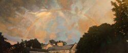 'Rainbow, Harraton House Stables' by Rod Bastable