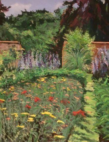 'Walled Garden' - Rod Bastable