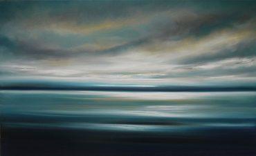 Across The Evening Sky by Julia Everett Art