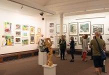 MAFA Exhibition at Stockport War Memorial Gallery