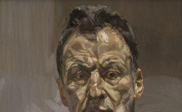 Lucian Freud, Reflection (Self-portrait), 1985. © The Lucian Freud Archive / Bridgeman Images.