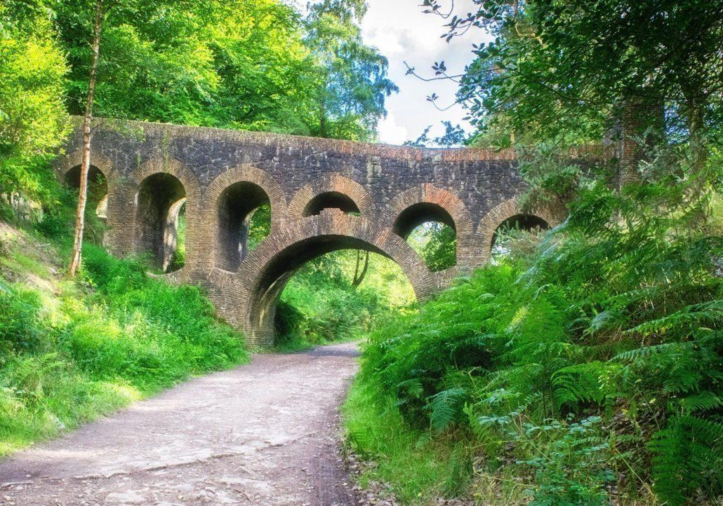 Seven Arched Bridge Bungalow Grounds Seven Arched Bridge Bungalow Grounds
