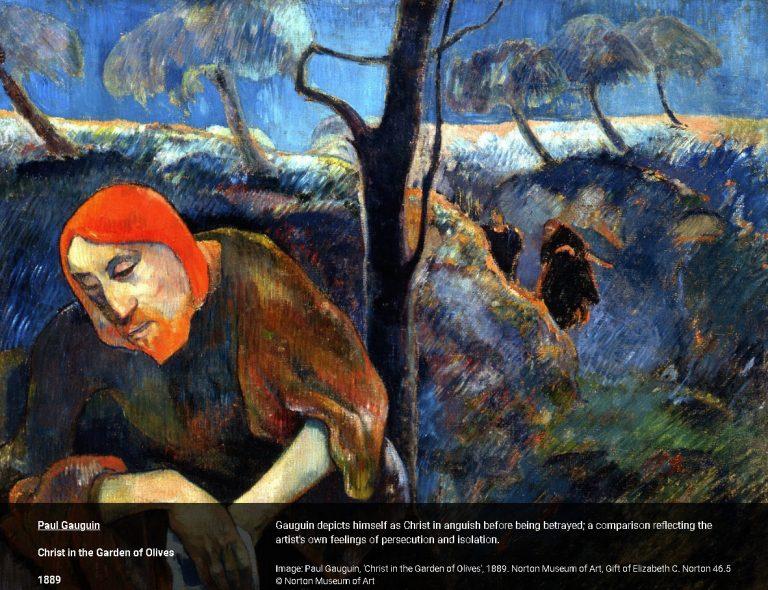 Gauguin Portraits – National Gallery until Jan 26