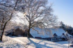 The Hall Barn, Rivington by David Ruaux