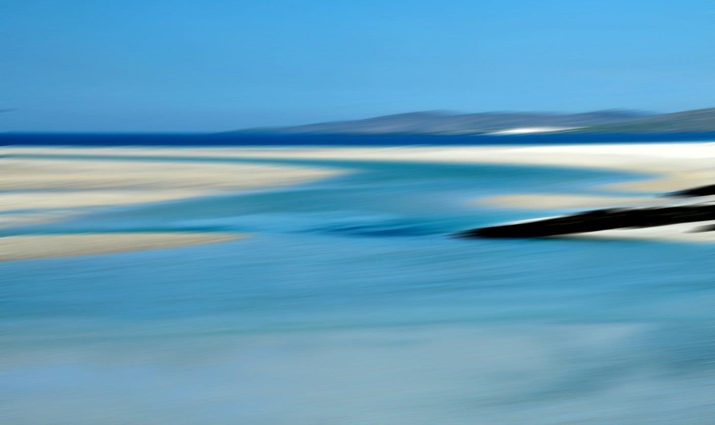 'Hebridean Beach' by Des Barr