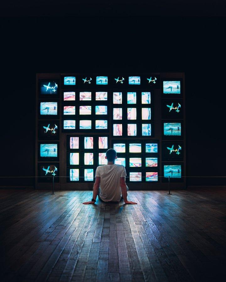 Nam June Paik at Tate Modern
