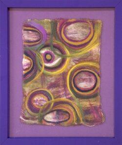 'Purple Haze' by Anne Slater