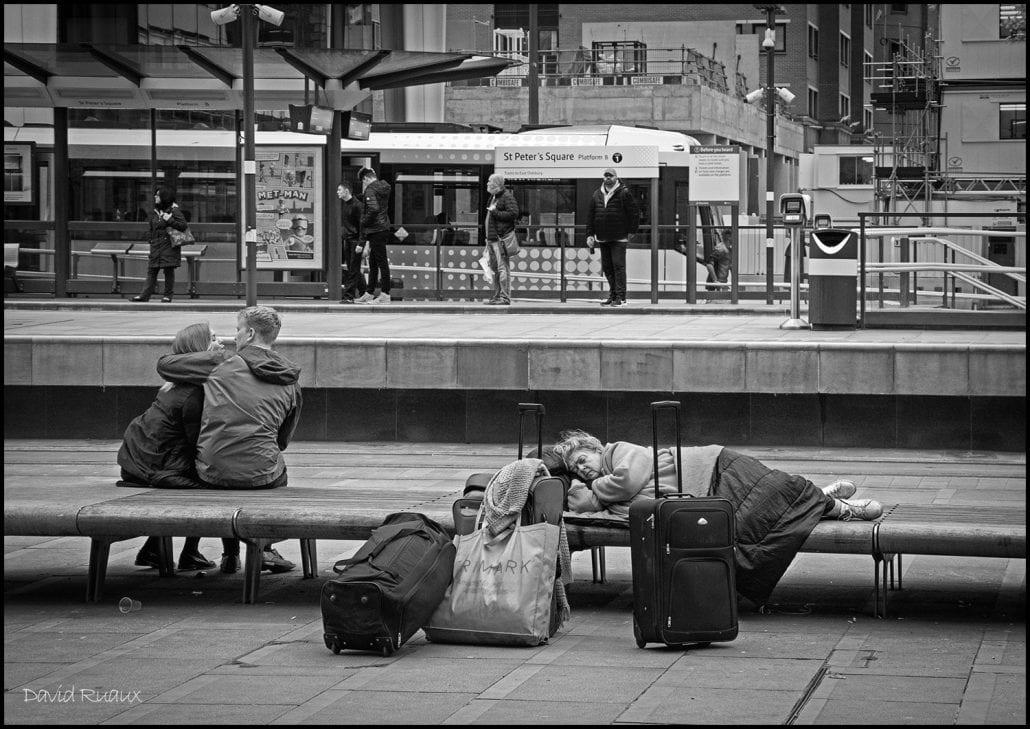 'City Life' by David Ruaux