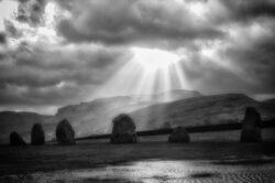 'Castlerigg Stone Circle, Cumbria' by David Ruaux