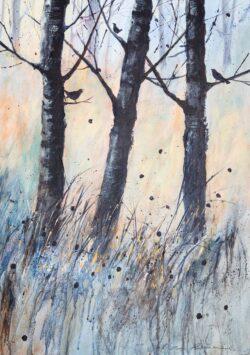 'Blackbirds' by Rosie Rimmer