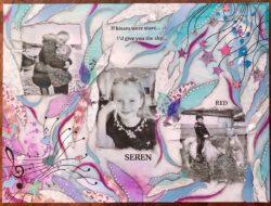 'Seren Memory Art' by Kylie Dixon