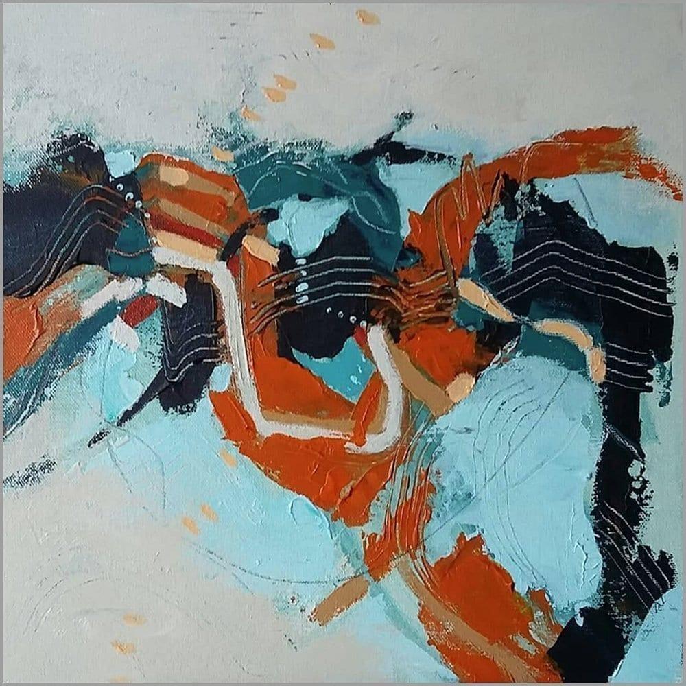 'Urban lV, tracks' by Gerry Halpin