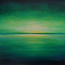 'One Misty Morning Early' by Julia Everett