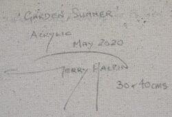 'Garden Summer' by Gerry Halpin