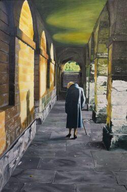'Peggy' by Neil Baglow