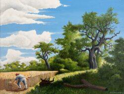 'The Cornfield' by Neil Baglow
