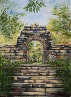 'Rivington Archway' by Helen Worthington