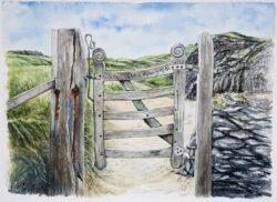 'Island Gateway' by Helen Worthington