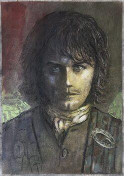 'Jamie Fraser' by George Horsfield