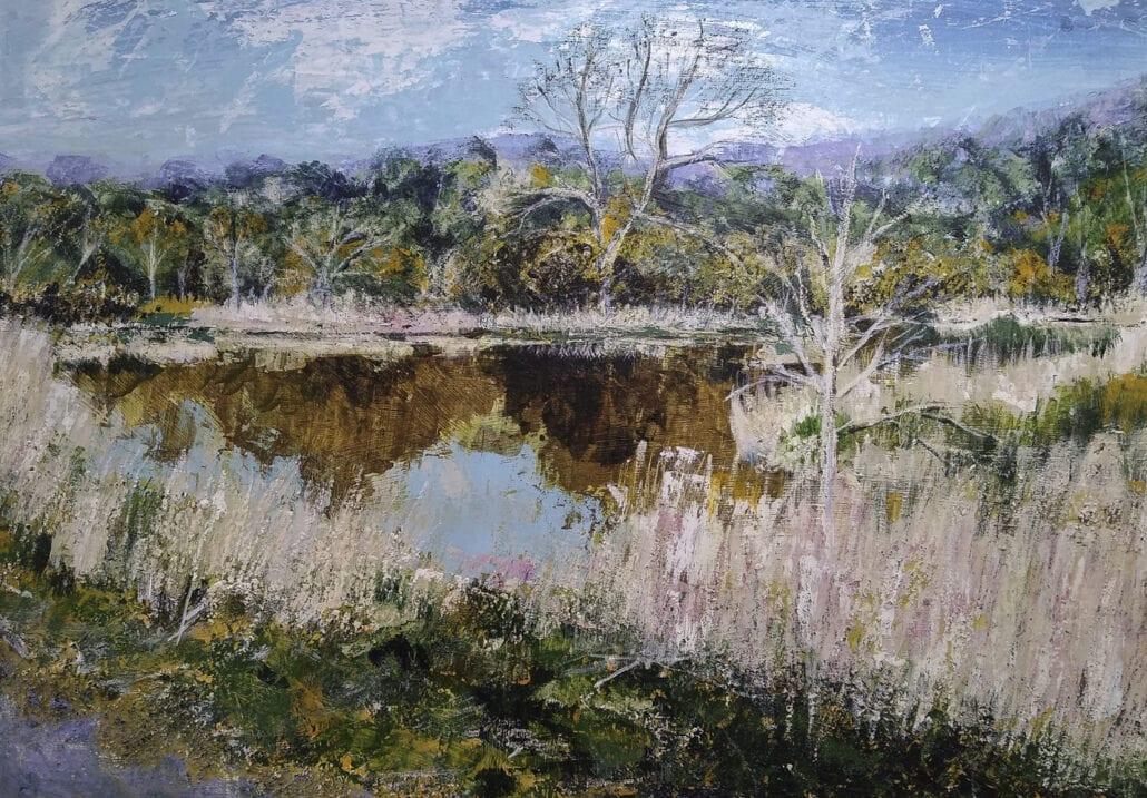 'Kern Mill Lodge' by Pat Richardson