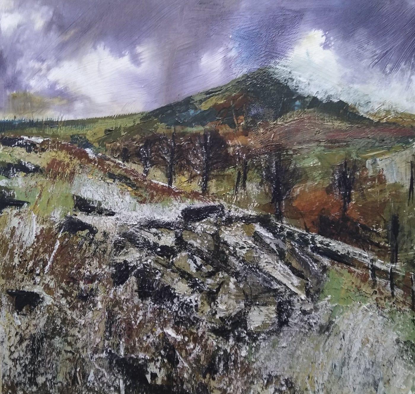 'Rocky Outcrop' by Pat Richardson