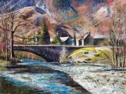 'Grange, Borrowdale' by Pat Richardson