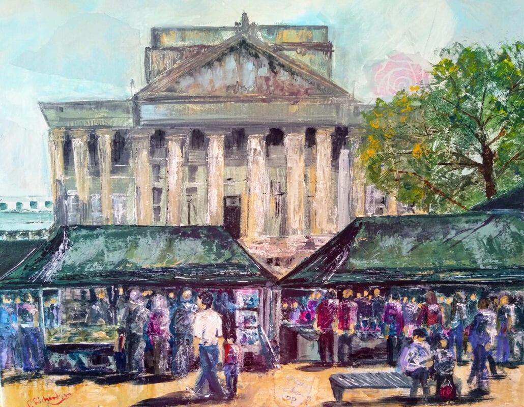 'Makers Market' by Pat Richardson