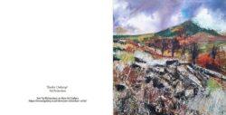 'Rocky Outcrop' card by Pat Richardson