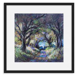 'Woodland Walk, Rivington' by Colin Callon