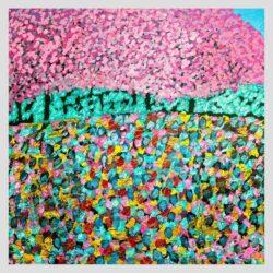 'Field of Flowers' by Caroline Boff