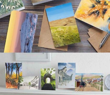 New Art Gallery Fine Art Greetings Cards