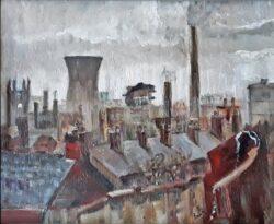 'Old Town' by Pamela Wakefield