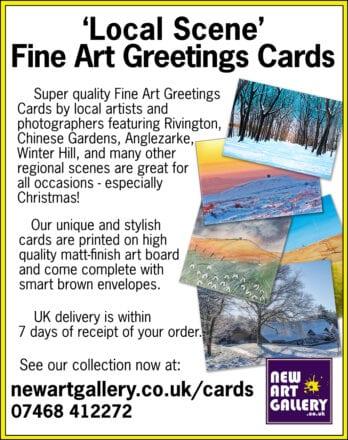 Newspaper Ad Cards