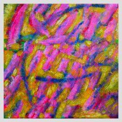 'Alive and Kicking' by Caroline Boff