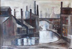 'Smoke City' by Pamela Wakefield