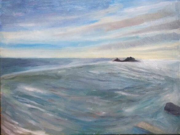 'Brisons Alla Prima' by Suzi Stephens
