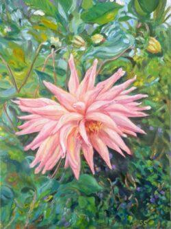 'Dahlia' by Suzi Stephens