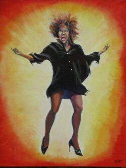 'Tina' by Chris Rowe