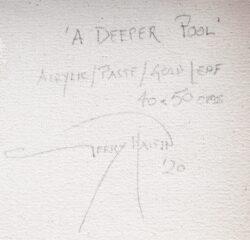 'A Deeper Pool' by Gerry Halpin