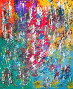 'Dance Off ll' by Caroline Boff