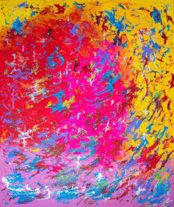 'Dance Off' by Caroline Boff