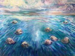 'Silver Lining' by Tara Mohammadi