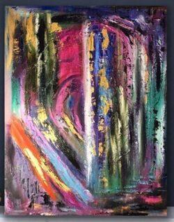 'Who Are You In The Dark' by Tara Mohammadi