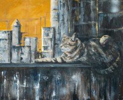 'King of the Urban Jungle' by Helen Worthington