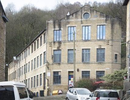 Linden Mill, Hebden Bridge